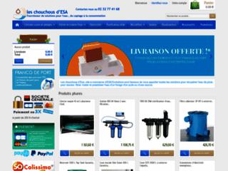 Les chouchous d'Esa le site dédié à l'eau, Récupérer, stocker, filtrer, traiter, potabiliser et utiliser