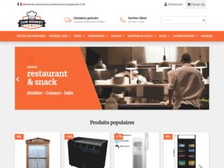 CHR Market : Matériel Restauration pro & Équipement cuisine pro