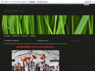 Cicloblog