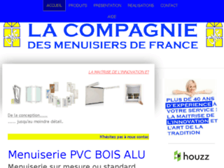 La Compagnie des Menuisiers de France
