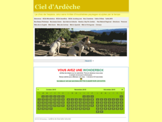 Ciel d'Ardèche