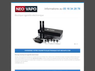 Neovapo, une recette simple et rapide d'e-liquide DIY