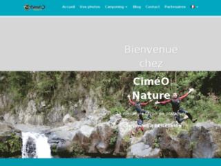 Détails : Canyoning à la Réunion - Ciméo-nature