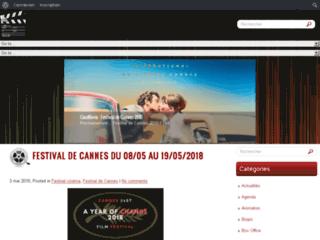 Détails : CineMovie : Cinéma, film et séries