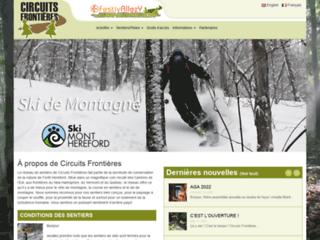 Détails : Circuits Frontières : spécialiste en circuits vélo
