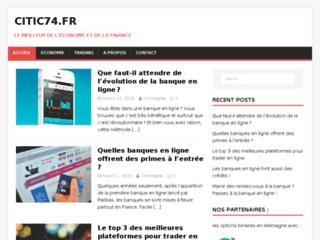 Citic 74.fr, site d'information sur les casinos en ligne