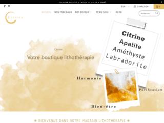 Détails : Citrine.fr
