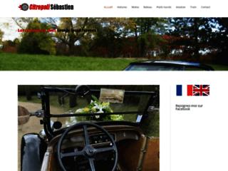 Site Officiel de Citropoli Sébastien