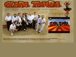 Clara Tumba - Orchestre de Salsa