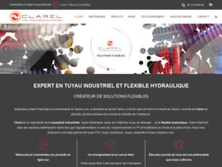 Clarel, le spécialiste en tuyau et flexible pour l'industrie