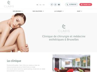 Détails : Clinique de Chirurgie esthétique à Bruxelles