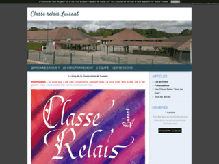 Classe relais Luisant