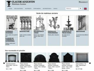 Cheminée marbre - Claude Augustin