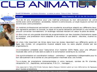 Détails : C L B  Animation