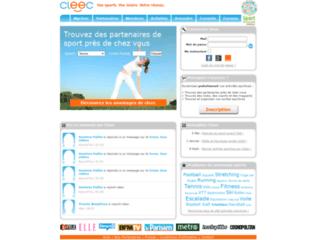 Détails : Cleec : la communauté sports et loisirs