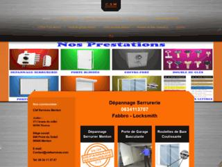 Serrurier Menton 06500