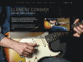 Cours de guitare Clermon-ferrand