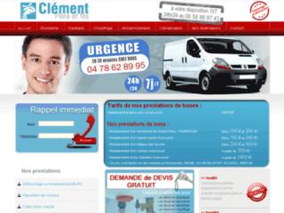 Détails : Clément Père et Fils Plombiers Serruriers Chauffagistes