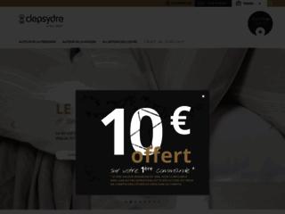 Détails : Clepsydre | Vente en ligne de beaux produits d'artisans