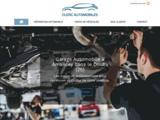 Clerc Automobiles : Garage Automobile à Amancey dans le Doubs