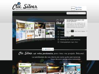 Détails : Création de site Internet à Paris, Lyon, Marseille | Clic Silver