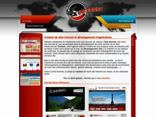 Détails : Création de site à Toulouse