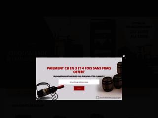 Détails : Caves à vins de service