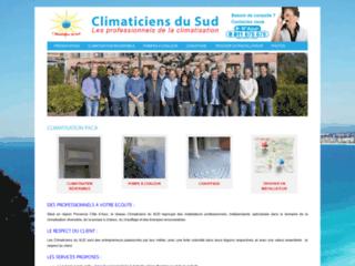 Détails : Profitez du savoir-faire des Climaticiens du Sud