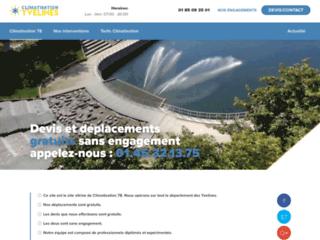 Détails : Climatisation 78 Service