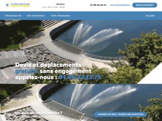 Détails : Climatisation 92 Service