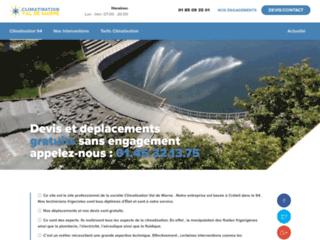 Détails : Climatisation 94 Service