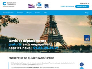 Détails : Climatisation-Paris-Service.fr