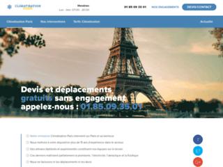 Climatisation.Paris