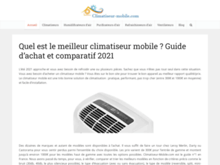 Détails : Climatiseur mobile les conseils pour choisir