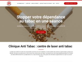 Détails : Information sur la technique anti tabac laser