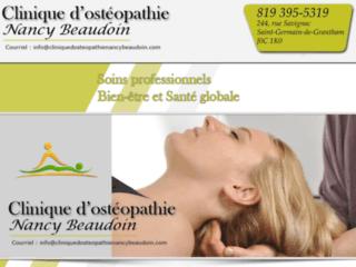 Détails : Clinique d'ostéopathie