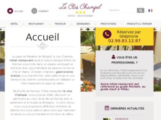 Détails : Hôtel près de Rennes, Ille et Vilaine