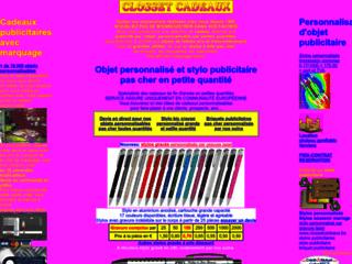 Personnalisation de cadeaux en Belgique