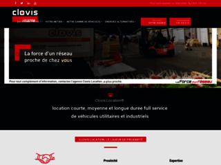 Clovis Location - Location de véhicules industriels
