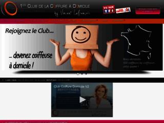 Détails : 1er Club de la Coiffure à Domicile By Vincent Lefrançois