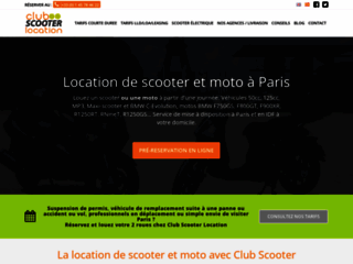 Club Scooter Location