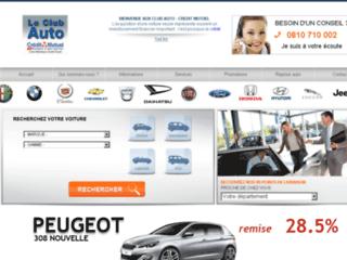 Détails : Club Auto du Crédit  Mutuel