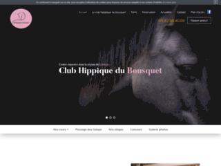 Détails : Centre équestre du Bousquet