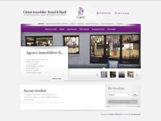 Détails : agence immobilière balaruc