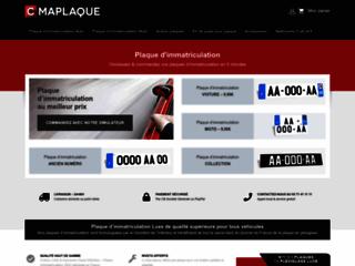 Cmaplaque