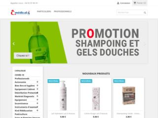 Détails : Cmédical: Vente de matériel médical en ligne