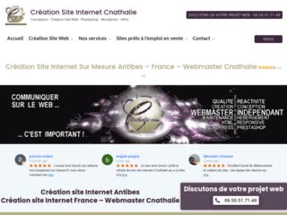 Cnathalie, votre site internet avec style