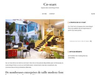 Co-Start : Coworking à Paris