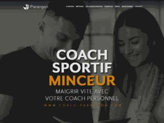 Coach sportif Paris | Coaching sportif à domicile | Parangon