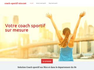 Coach sportif à Nice